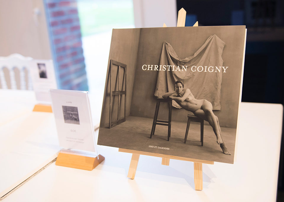 exposition Christian Coigny au Domaine de graux