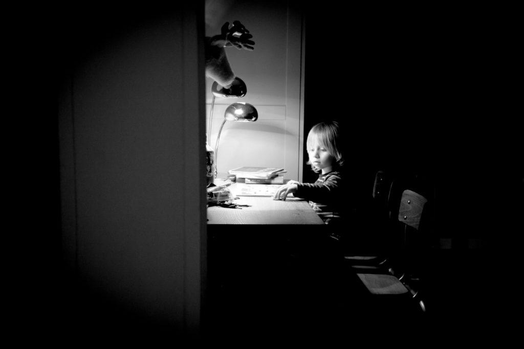 photo enfant réalisée par un photographe professionnel