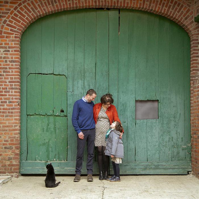 Photographe famille Tournai - Lise