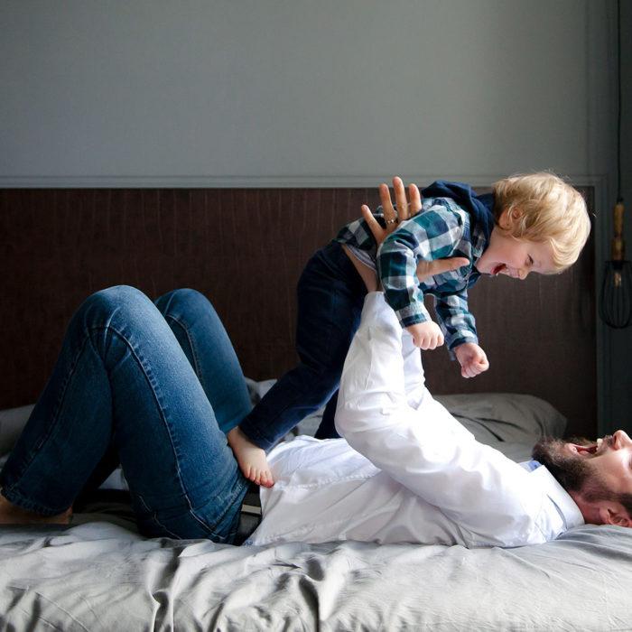 5 raisons de faire des photos de famille - Photographe Nord